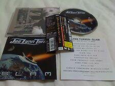 JOE LYNN TURNER / SLAM / JAPAN LTD CD OBI