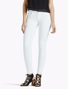 f30a728ade Lucky Brand Women s Sasha Super Skinny Jeans white super stretch ...