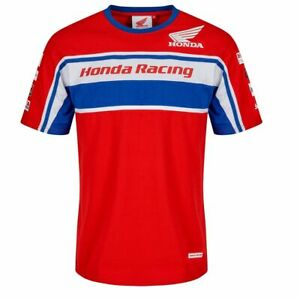 Details about Honda BSB Superbike Racing Team T Shirt | New | 2019 Official  Merchandise