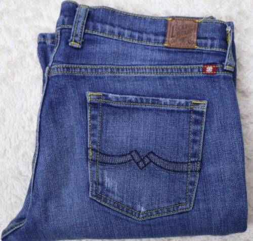 Low 27 8 5 Jeans Short 5 Inseam Lucky Sweet Tag Brand Effettivo 30 X Cumberland 29 tzAwP6
