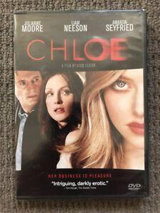 Chloe - Liam Neeson   Amanda Seyfried (DVD) IMPORT - Region 1 - NEW ... 6fbc6c67fd94