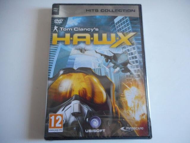 JEU PC DVD-ROM NEUF- TOM CLANCY'S H.A.W.X