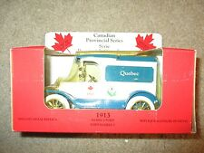 ERTL 1913 Model T Ford Canadian Provincial Series Quebec 1:25 Scale MIB