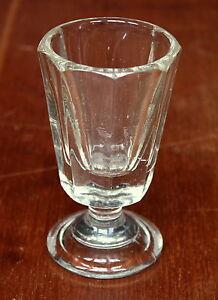 Kutscherglas-Schnapsglas-Zimmermann-Wachtmeister-um-1900-Nr-5