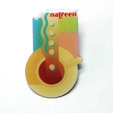 Schriftzug/Logo PIN von NATREEN Essen / Ernährung / Tasse