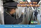 Math at the Train Station by Tracey Steffora (Hardback, 2013)