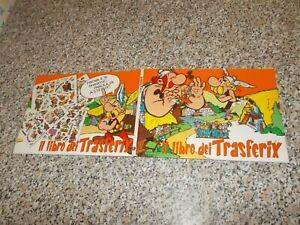 IL-LIBRO-DEI-TRASFERIX-edizione-speciale-PLASMON-1978-COMPLETO-DI-TRASFERELLI