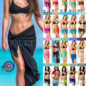 cb6919407f396 Coqueta Swimwear Bikini Mesh Cover Up Pareo Swimsuit beach SEXY wrap ...