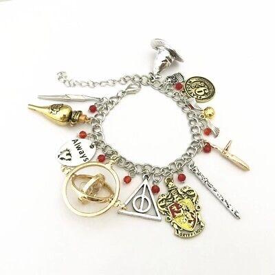 pandora bracelet harry potter