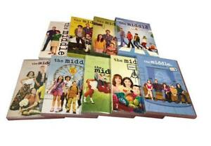 The-Middle-Complete-Series-Seasons-1-9-DVD-27-Disc-Set-1-2-3-4-5-6-7-8-9-NEW