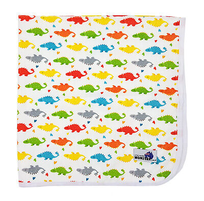 Red Comic Book Dino Modern Cloth Reusable Washable Baby Nappy Diaper /& Insert