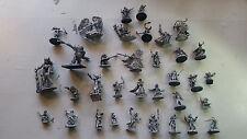 34 lot Mini D&D miniature ad&d grenadier ral partha dungeons dragons WOTC rare!!