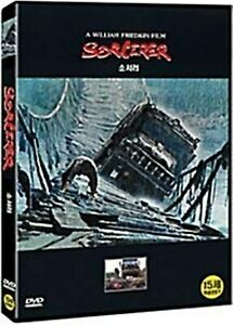 Sorcerer - Roy Scheider, Bruno Cremer NEW WORLDWIDE REGION FREE DVD (UK SELLER)