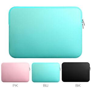 1pc laptop etui housse sac sacoche pochette pr macbook air pro 11 15 6 portable ebay