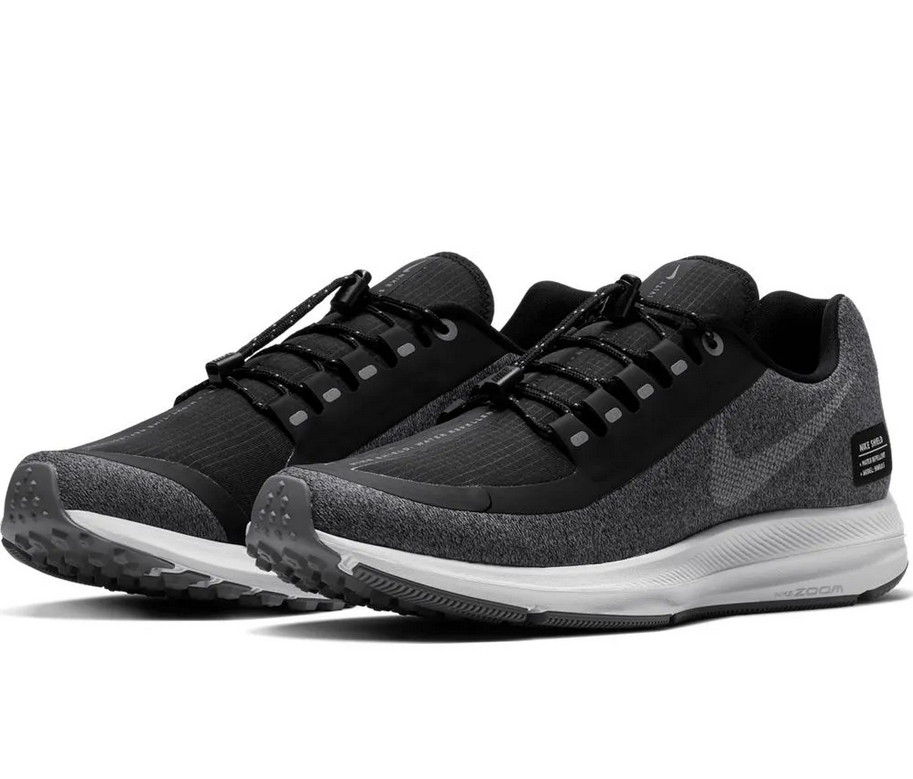 Nike Zoom Winflo 4 IV Shield Black