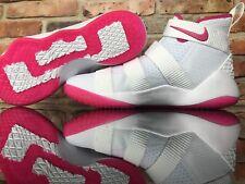 636ed0d57e9f1 item 5 Nike LeBron Soldier XI Kay Yow White Pink Men s Size 11 897644 102  Breast Cancer -Nike LeBron Soldier XI Kay Yow White Pink Men s Size 11  897644 102 ...