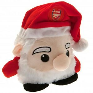 Arsenal F.C - Santa plush soft toy-cadeau 							 							</span>