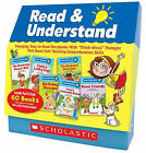 Read & Understand Boxed Set  : Engaging, Easy-To-Read Storybooks with  Think-Aloud  Prompts That Boost Kids' Reading-Comprehension Skills by Liza Charlesworth (Paperback / softback, 2011)