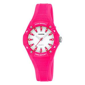a91acdc9c0a6 La imagen se está cargando Reloj-Calypso-Mujer-Nina-K5675-3-Caucho-color-