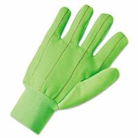 Anchor Brand 1000 Series Canvas Gloves, Green - Anr1060g on sale
