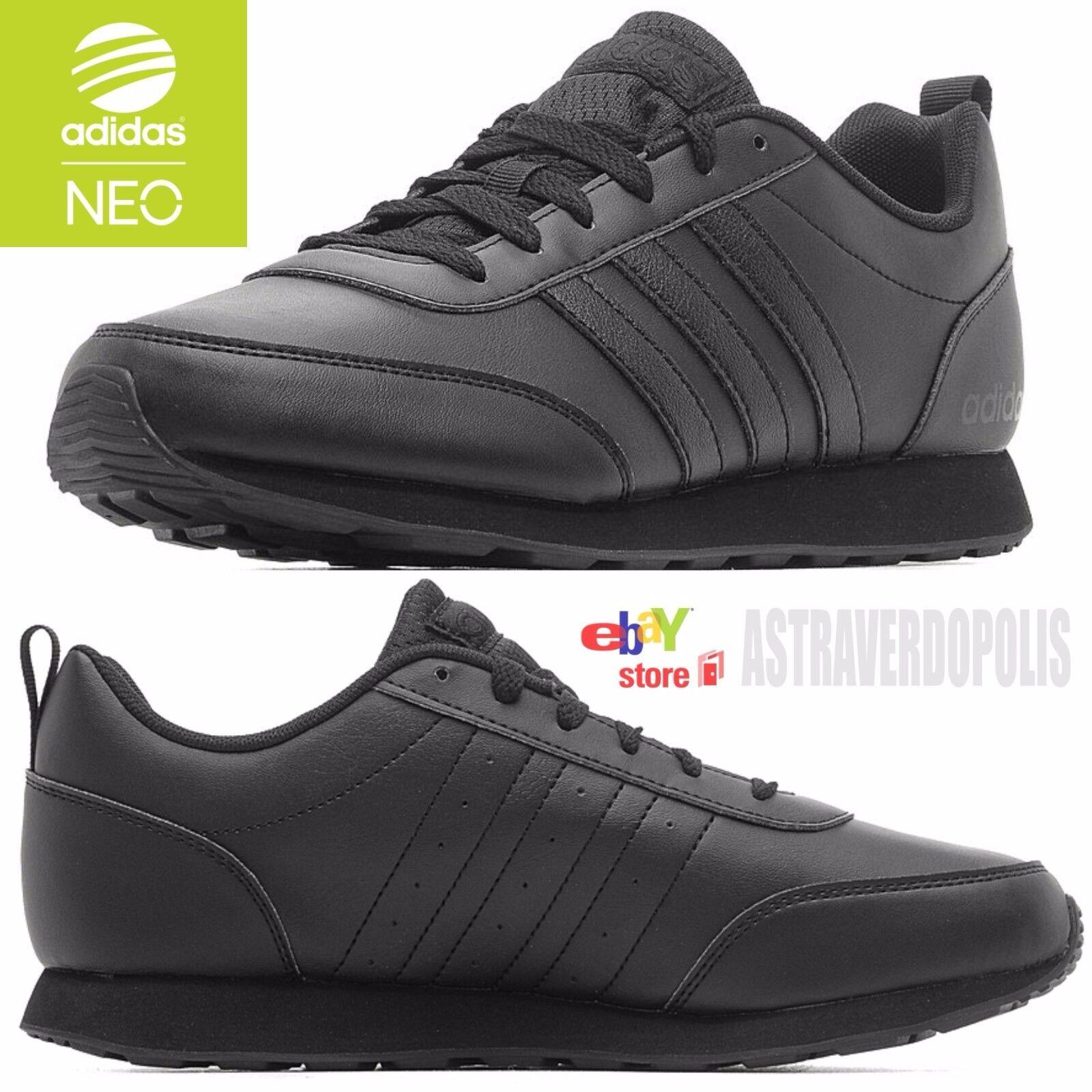 ADIDAS Para Hombre V NEO VS NEO V ORIGINALS SUPERSTAR Negro Correr Zapatos GAZELLE tamaño nos 10 8 .5 cb0eda
