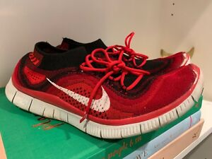 finest selection 3229a 56fb0 Image is loading Men-039-s-Nike-Free-Flyknit-5-0-