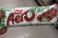 Nestle Aero Mint Bars, One Box Of 48 Bars 42 Grams Each
