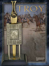 Troy The Miniature Letter Opener Paris (Orlando Bloom) Sword and Shield Gift Box