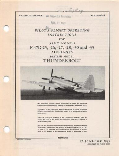 1945-AAF-REPUBLIC-P-47D-25-THRU-35-THUNDERBOLT-PILOTS-FLIGHT-MANUAL-HANDBOOK-CD