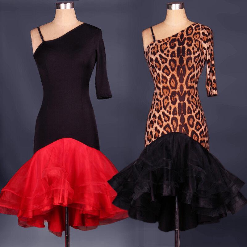 NEU Latino salsa Kleid TanzKleid LatinaKleid Latein Kleid Turnierkleid FM117