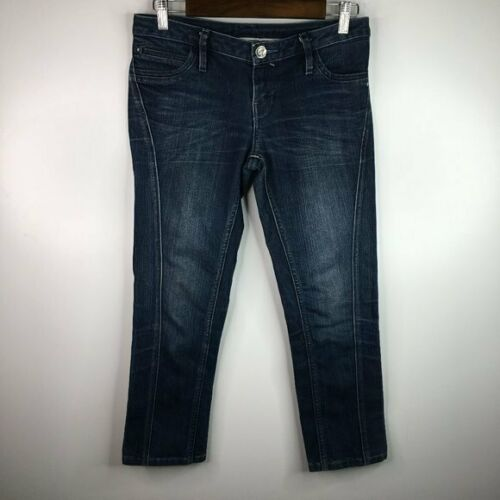 Levis Lady Style Cropped Jeans