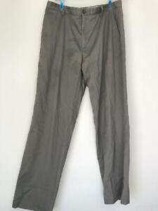 Brown-Tan-Dockers-Slacks-Taupe-Pants-Men-039-s-Classic-Fit-38x32-38-32