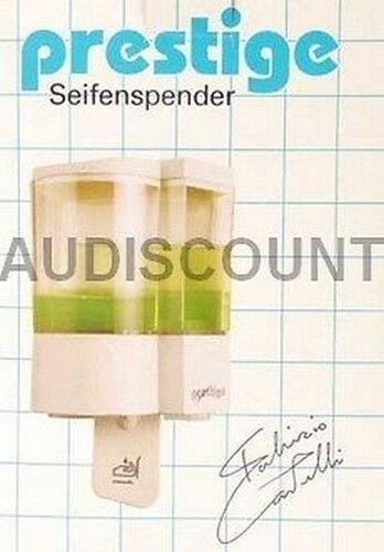 DISTRIBUTEUR  SAVON MURAL CUISINE SALLE DE BAIN DOUCHE NEUF 17