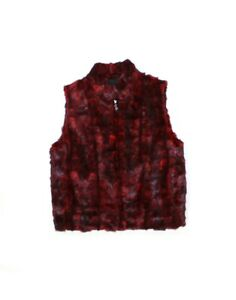 715450-New-Plus-Size-Red-Mink-Fur-Sections-Vest-Jacket-Coat-Stroller-XL