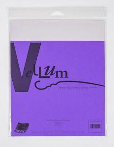 Grafix-Clear-24-Vellum-8-5-034-X11-034-12-Pkg-Translucent-Paper-Use-with-Laser-Printer