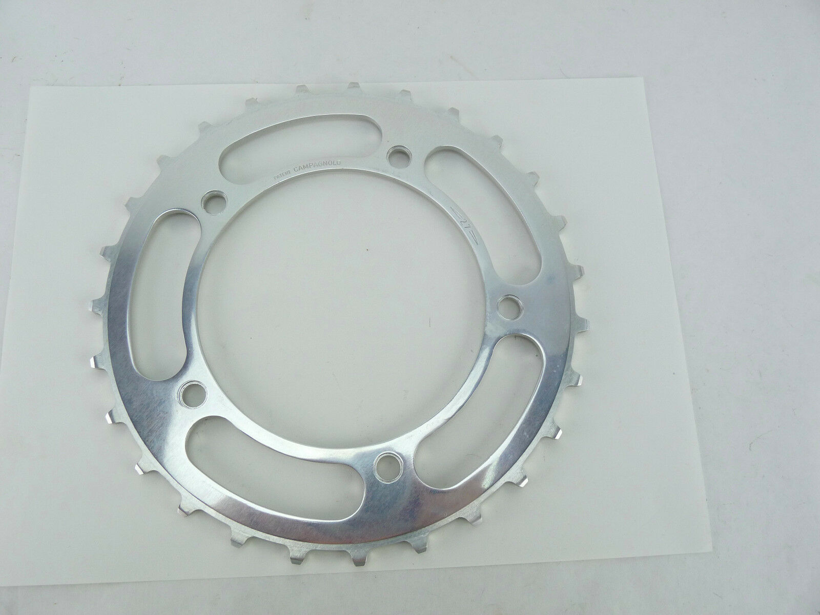 Campagnolo Record Track Chainring 27T PISTA 316 bicicletta 151BCD Skiptooth NOS