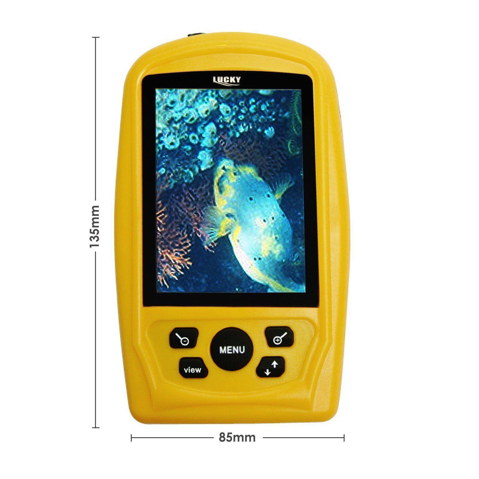Portátil Underwater Pescar & Inspección  Inspección & Cámara Vídeo Sistema Display Monitor b2d376
