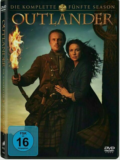 Outlander Staffel 5 ( 4 DVDs ) NEU&OVP