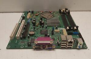 Original-Equipment-Manufacturer-Dell-Optiplex-755-0DR845-motherboard-con-Intel-E7650-2-66GHz-Sin-Ram