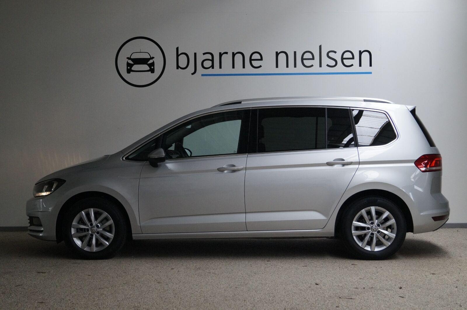 VW Touran 1,5 TSi 150 Highline DSG 7prs - billede 1