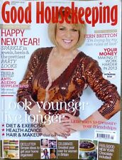 Good Housekeeping Magazine January 2013 Fern Britton