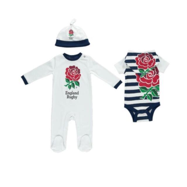Sleepsuit Wales R.F.U 12//18 Months GIFT BABY