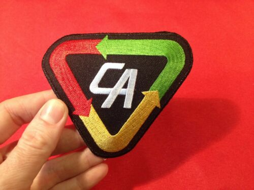 """** 1964-GI JOE CANADA-2018 ** New Captain Action Full Size Patch 3/"""""""