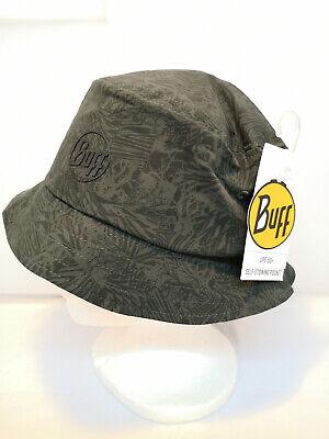 Buff Hut Trek Bucket Wanderhut Calyx (117205-433) In Dunkelrot, Upf 50+ Minder Duur