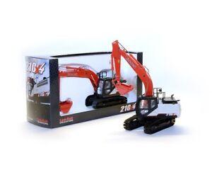 Link-Belt-210-X4-Excavator-Replicars-1-50-Scale-Diecast-Model-210X4-New
