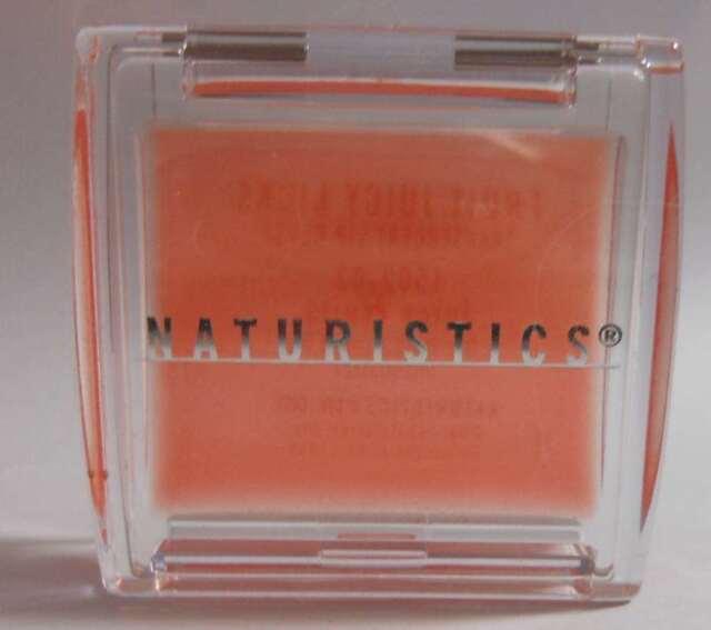 NATURISTICS Fruit Juicy Licks-Translucent Lip Gloss-Juicy Fruits-Polar Peach -3
