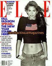 Elle 9/94,Cindy Crawford,Cameron Diaz,September 1994,NEW