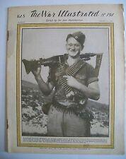 The War Illustrated Magazine. Vol. 8. No. 191. October 13th, 1944. J Hammerton.