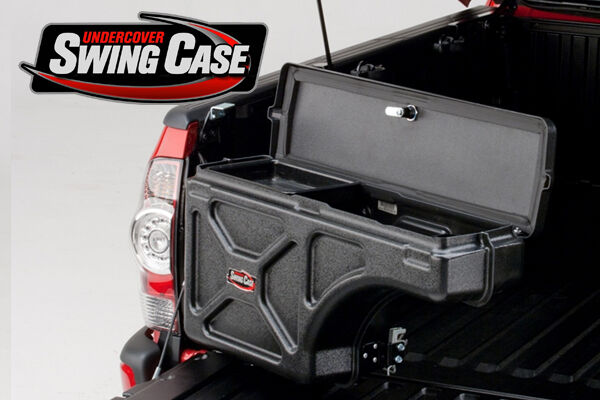 Undercover Driver's Side Swing Case / Tool Box for 1997-2012 Ford F-150