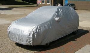 Citroen C1 05 on Waterproof Plastic Vinyl Breathable Car Cover /& Frost Protector